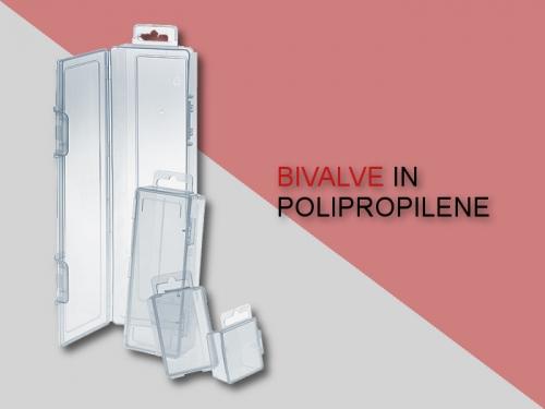 Bivalve in Polipropilene