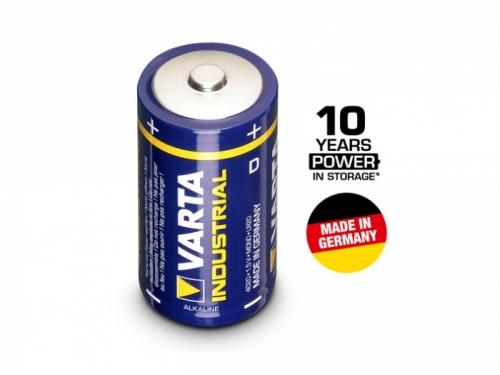 Batteria Mono D - Varta